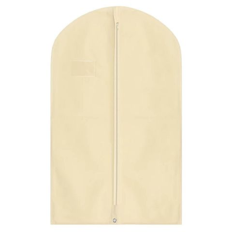 Barley Cream Short Suit Jacket Garment Cover Bag